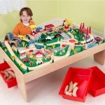 KidKraft Waterfall Mountain Train Set and Table Review
