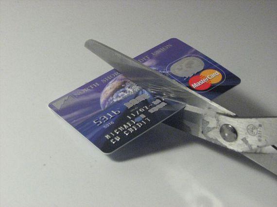 Potong Kad Kredit
