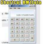 Shortcut RM1Juta 150x150 4 Cara Berjimat Dalam Perbelanjaan Harian